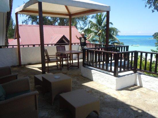 Village du Pecheur: Veranda split level luxury suite