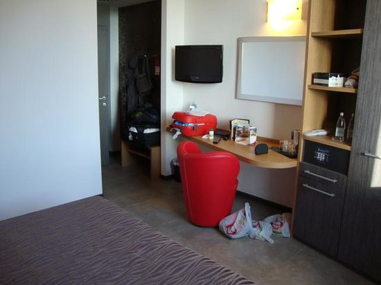 Hotel Cosmopolitan Bologna: otra