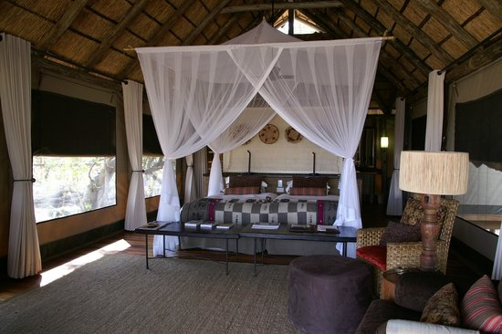 Wilderness Safaris Savuti Camp : room