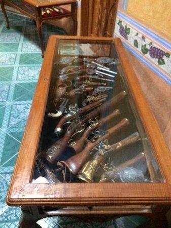 Hacienda Tres Vidas Hotel & Spa: reliquias