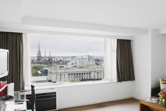 Rydges Melbourne Hotel: Executive King Room