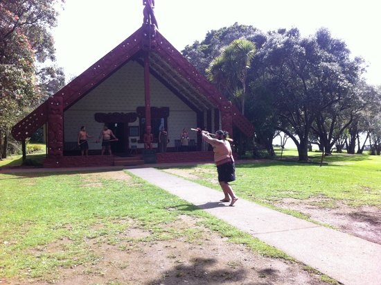 Waitangi Treaty Grounds: A trip back in time