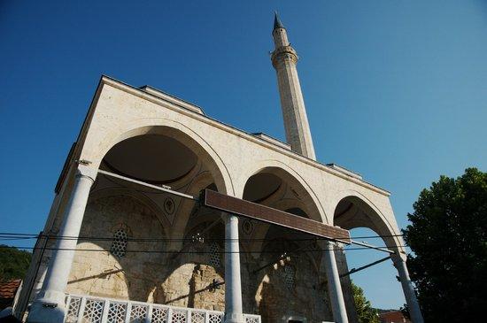 Sinan Pasha Mosque: Facciata
