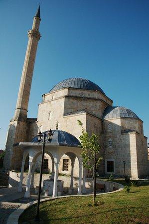 Sinan Pasha Mosque: Abside