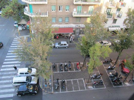 BEST WESTERN Globus Hotel: Vista dalla camera