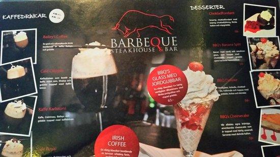 BBQ Steakhouse : Las mejores costillas de cerdo!!