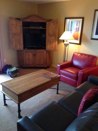 Lake Okanagan Resort : Terrace 3 Room