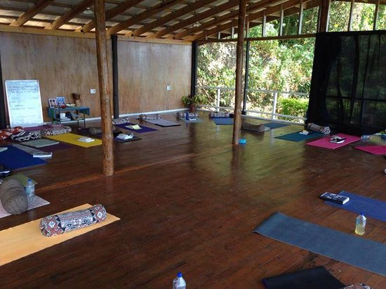 Daku Resort: sacred space