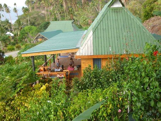 Daku Resort: the villa