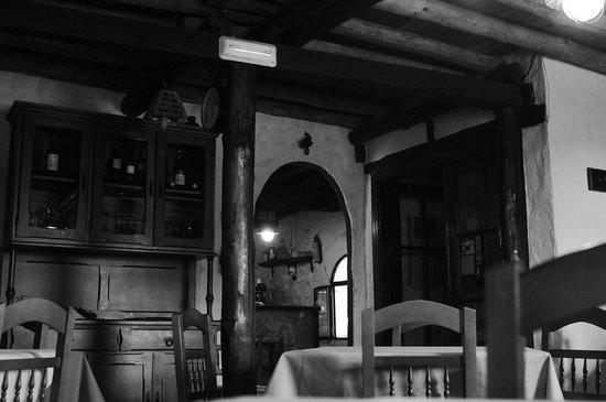 Posada El Parral: Restaurante