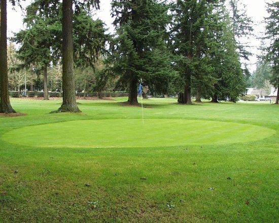 Bellevue Crossroads Par 3 Golf Course