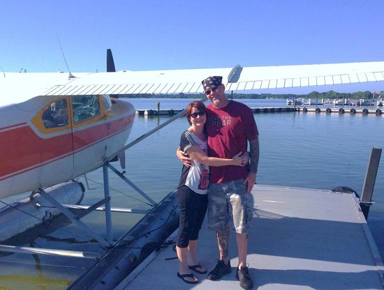 Jones Brothers Air and Seaplane Adventures: Seaplanes RULE!