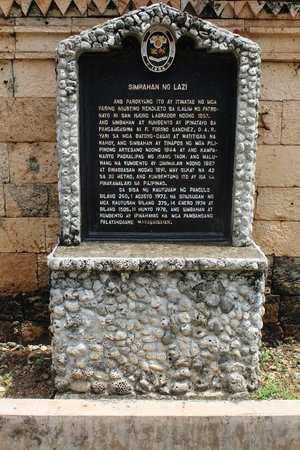 St Isidore de Labrador Church : History