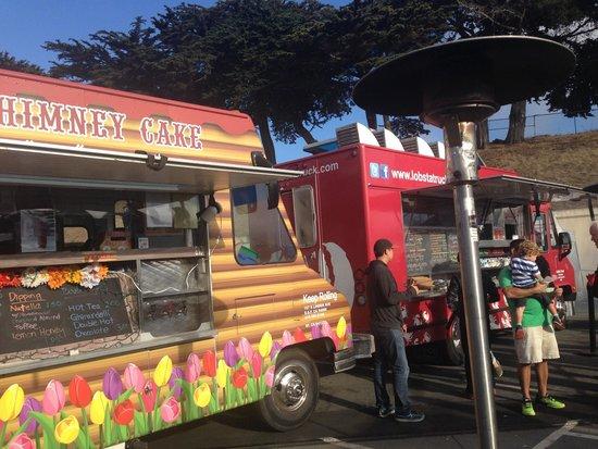 Fort Mason Center : Food trucks