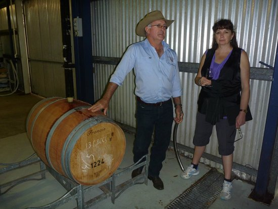 McLeod Tours: Straight from the barrel
