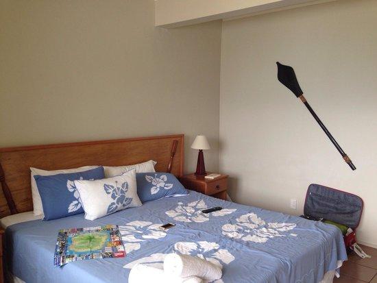 Moana Sands Beachfront Hotel: Camera