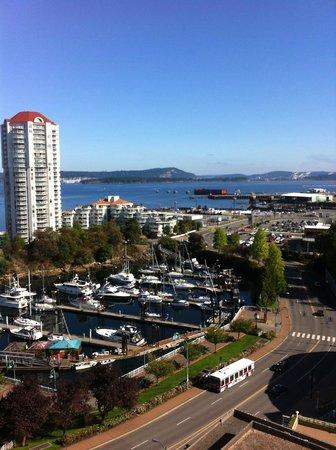 Coast Bastion Hotel: Harbour & marina
