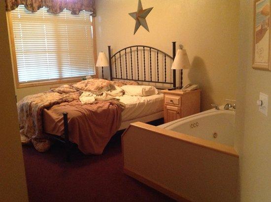 Birchwood Lodge: Bedroom