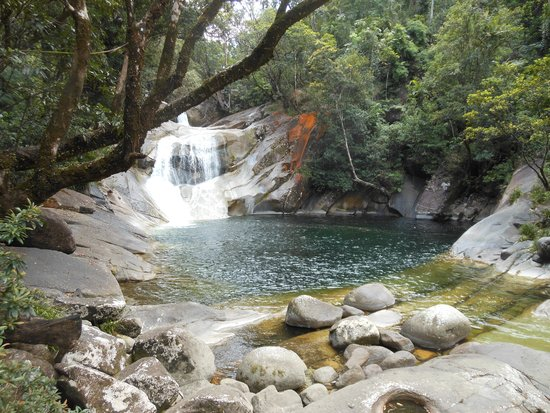 Cape Trib Connections - Day Tours: Waterfall