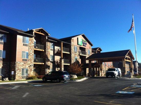 Holiday Inn Express Custer: HIE Custer