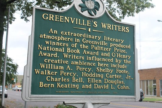 ‪Greenville Writers Exhibit‬