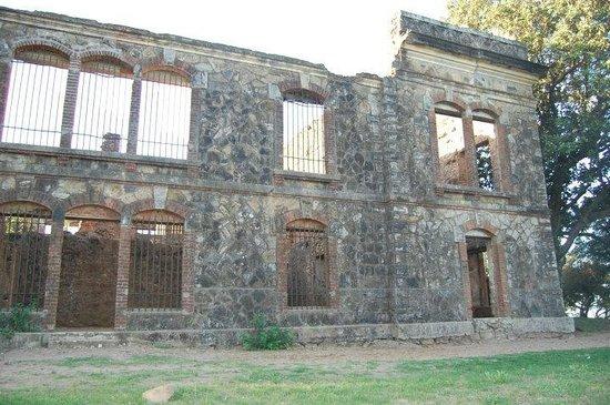 Castillo San Carlos: Vista desde afuera