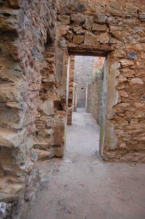 Castillo San Carlos: En el interior del castillo