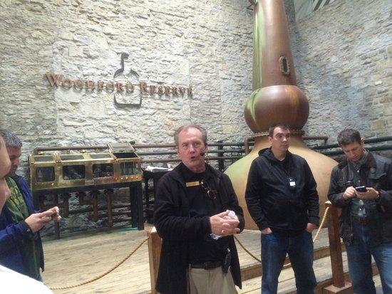 Kentucky Bourbon Trail: Woodford Reserve Distillery