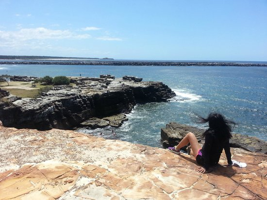 Lennox Head Beach: thrilling, exciting