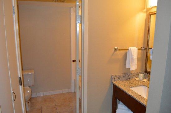 Comfort Inn: Bathroom