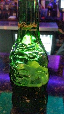Ichiban Hibachi Steakhouse & Sushi : Lucky buddha beer