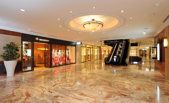 Hilton Singapore: The Shopping Gallery