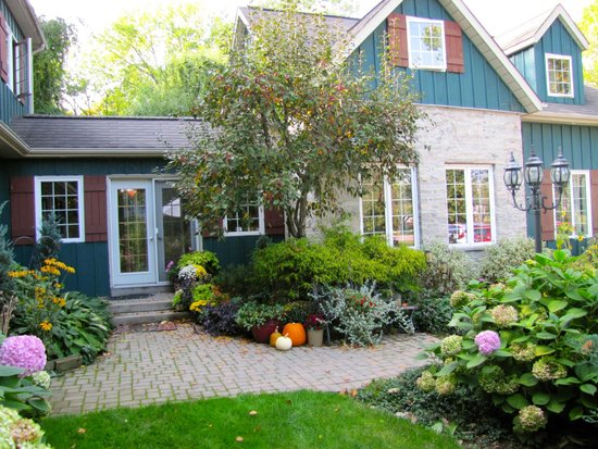 Applewood Hollow Bed and Breakfast: Carriage House