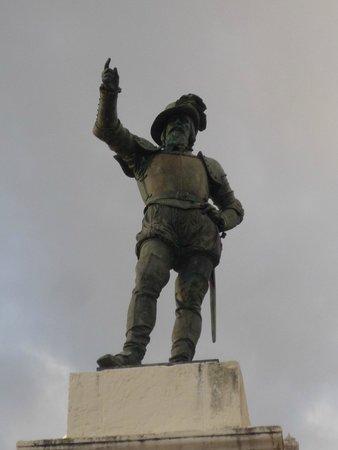 Juan Ponce de Leon Statue : Ponce de Leon Statue