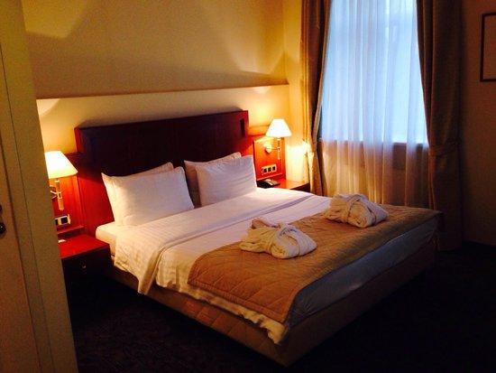 PK Riga Hotel : Business class guest room