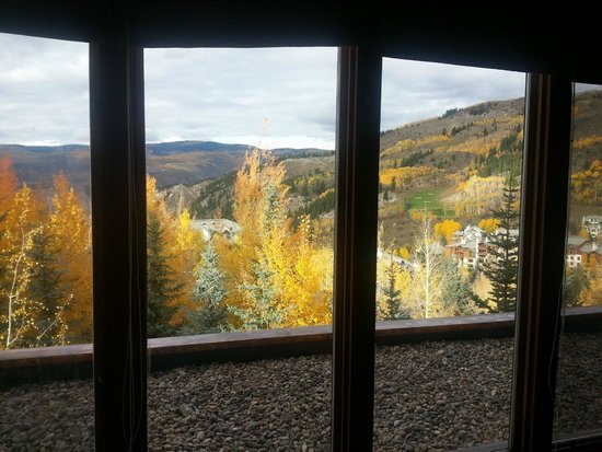 The Pines Lodge, A RockResort: Beautiful view from our room...