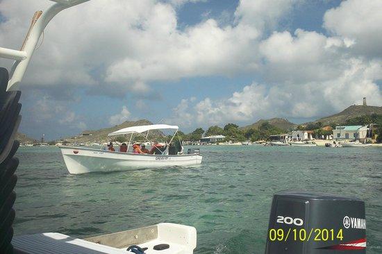 Posada Dona Carmen : Embarcadero
