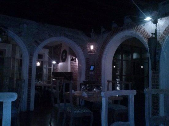 Azahar Restaurante Guatemala: lugar