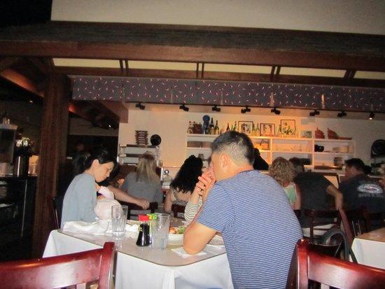 Sansei Seafood Restaurant & Sushi Bar: Dining Area