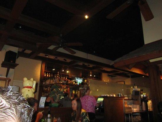 Sansei Seafood Restaurant & Sushi Bar: Bar