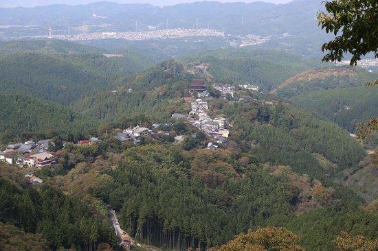 Ryokan Kato: On top of the mountain with Junko