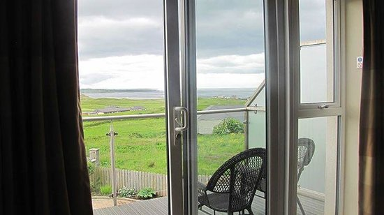 Strandhill Lodge and Suites Hotel: Balcony View