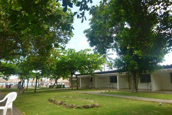 Nueva Gorgona, Panamá: Vista del area de cabañas
