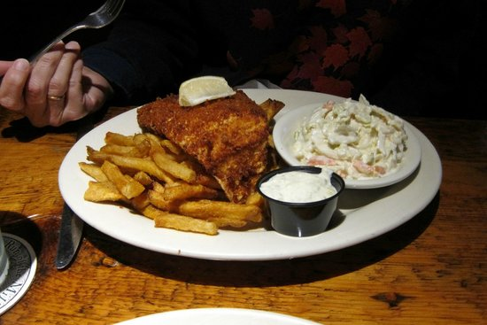 The Liberal Cup: Fish 'n' Chips