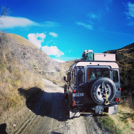 Southern Explorer 4WD Scenic Tours - Private Day Tours : Defender