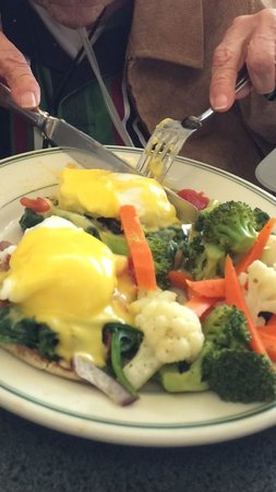 Hubbard Avenue Diner : yum!!!!!!!
