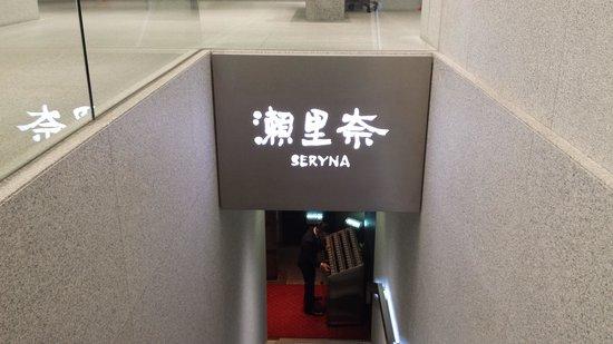 Seryna: Entrance