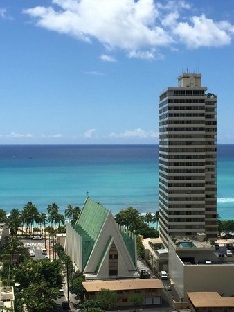 Waikiki Banyan: お部屋からの眺め