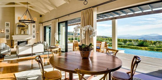 Delaire Graff Estate - Lodges and Spa
