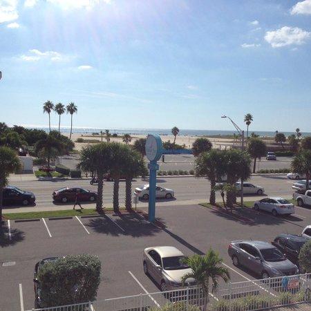 Treasure Bay Resort & Marina : View from room